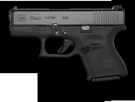 ผลการค้นหารูปภาพสำหรับ Glock 26 Gen 5